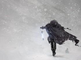 Сильные метели, снежные заносы